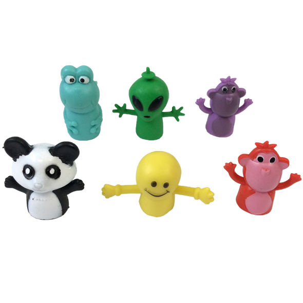 Assorted Finger Puppets