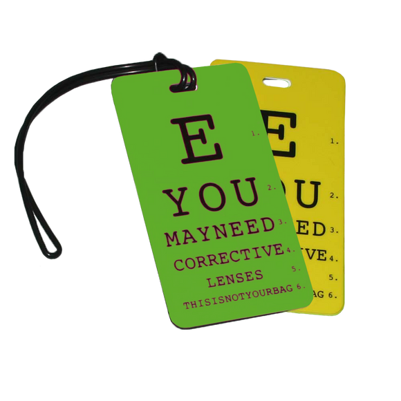Luggage Tags -