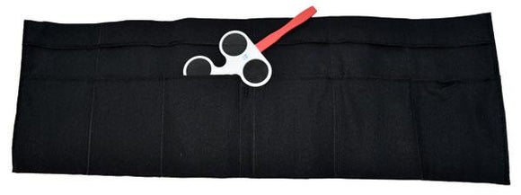 Canvas Flipper Pouch
