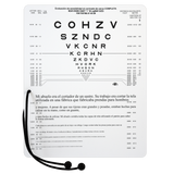 Combination Near Vision, & Reading Card