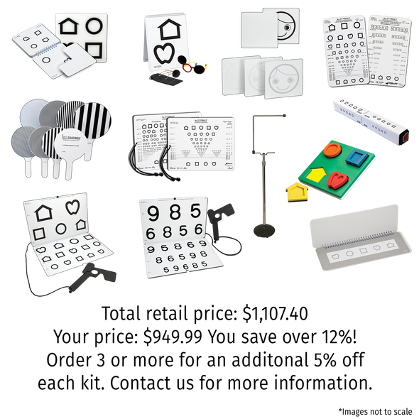 Basic Pediatric Low Vision Kit