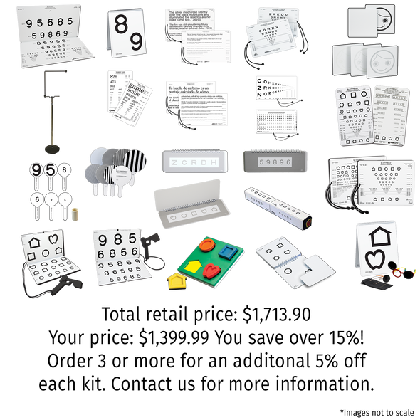 Deluxe Office Low Vision Kit