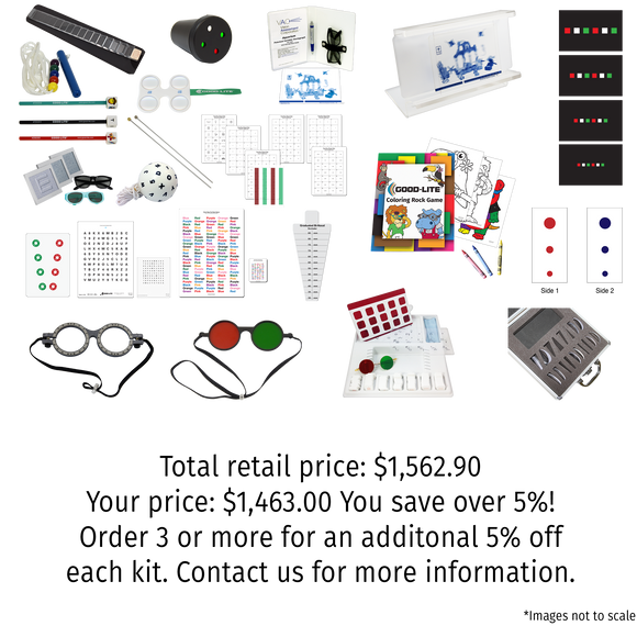 Standard Office Vision Therapy Kit