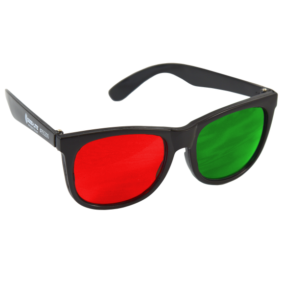 Good-Lite  Red/Green Glasses Pediatric or Adult