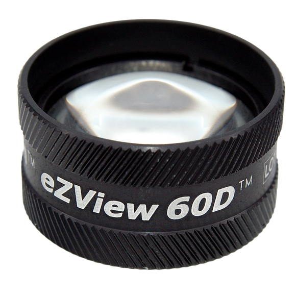 ezView 60D Standard Non-Contact Slit Lamp Lens