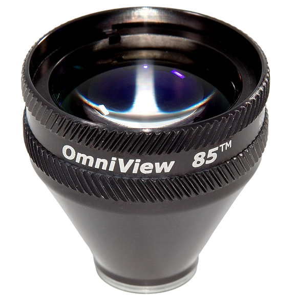 ION OmniView 85 Advanced Contact Slit Lamp Laser Lens