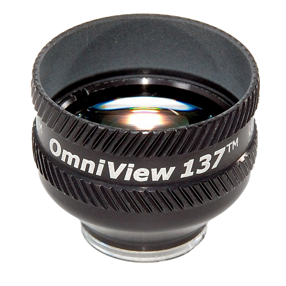 ION OmniView 137 Advanced Contact Slit Lamp Laser Lens