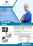 NuCall Telemedicine with No App