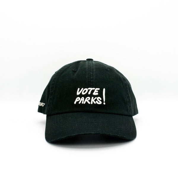 Vote Parks! Parks Project Hat