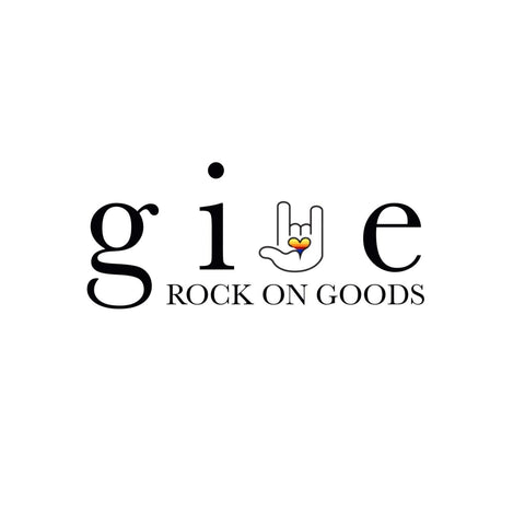 ROCK ON GOODS Gift Card