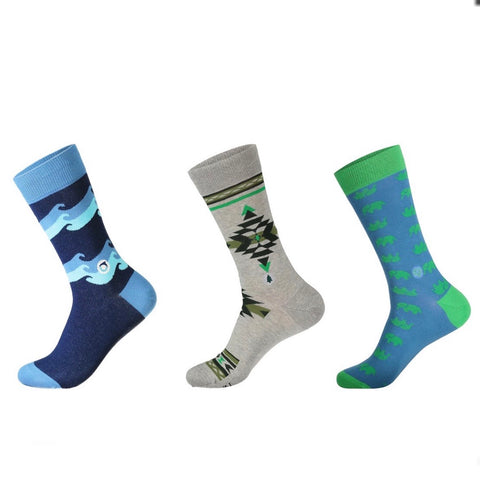 Protect the Planet x3 Pack of Socks