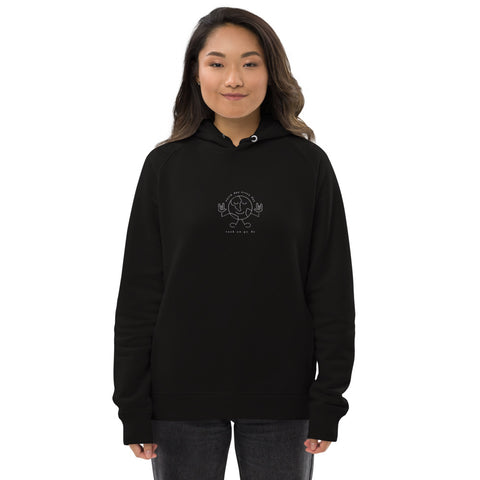 Unisex Earth Day Every Day Embroidered Hoodie