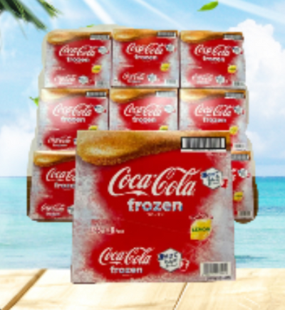 Coca-Cola Frozen Lemon