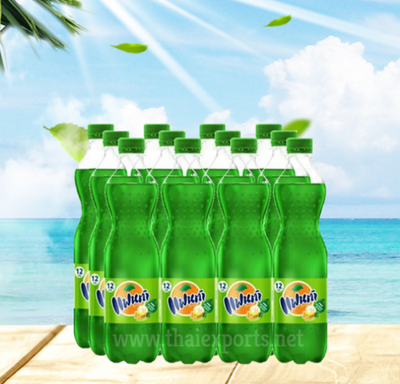Fanta Green Cream 24 PCK 330 ML