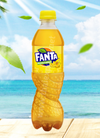 Fanta Honey Lemon 450 ML