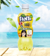Fanta Lemon 24 Bottles 500 ML