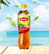 Lipton Ice Tea Strawberry and Melon - Black Tea Drink 445 ML
