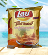 Lays Hot Chili Squid