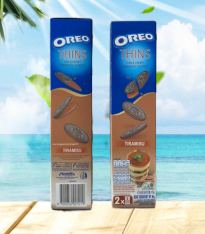 Oreo Thins Snack Packs - Triamasu