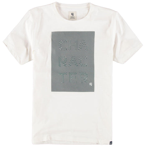 T01203-53, t-shirt con stampa