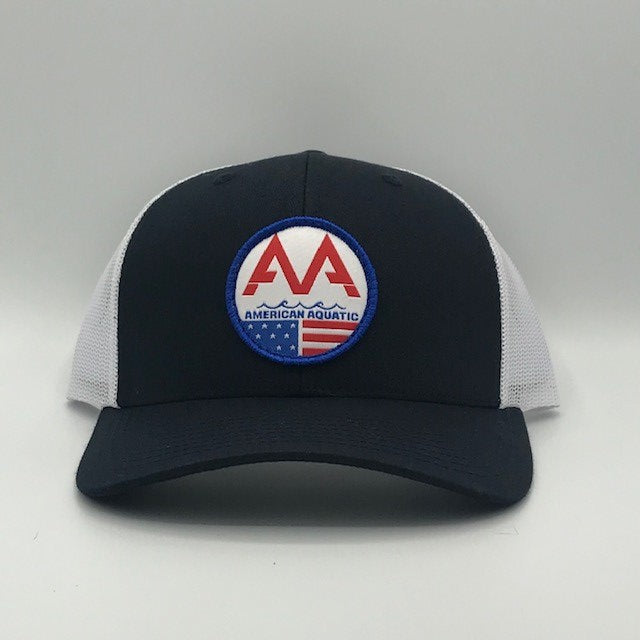 American Aquatic Patch Hat