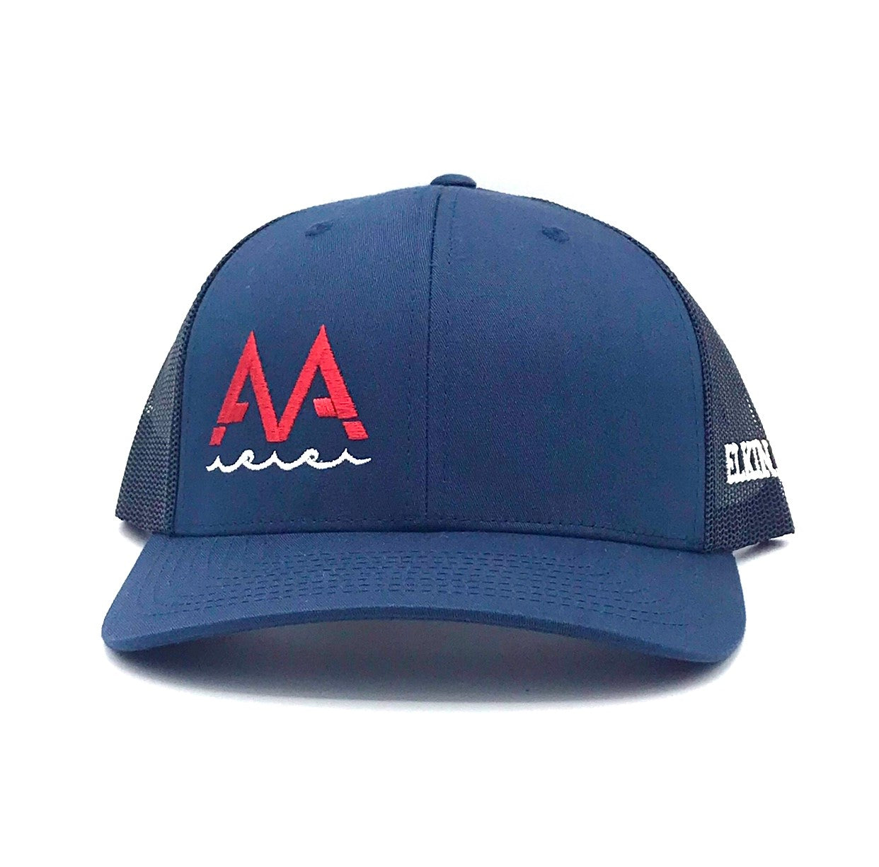 American Aquatic Wave Logo Elkin Hat