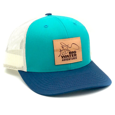 BigWater Adventures Patch Hat