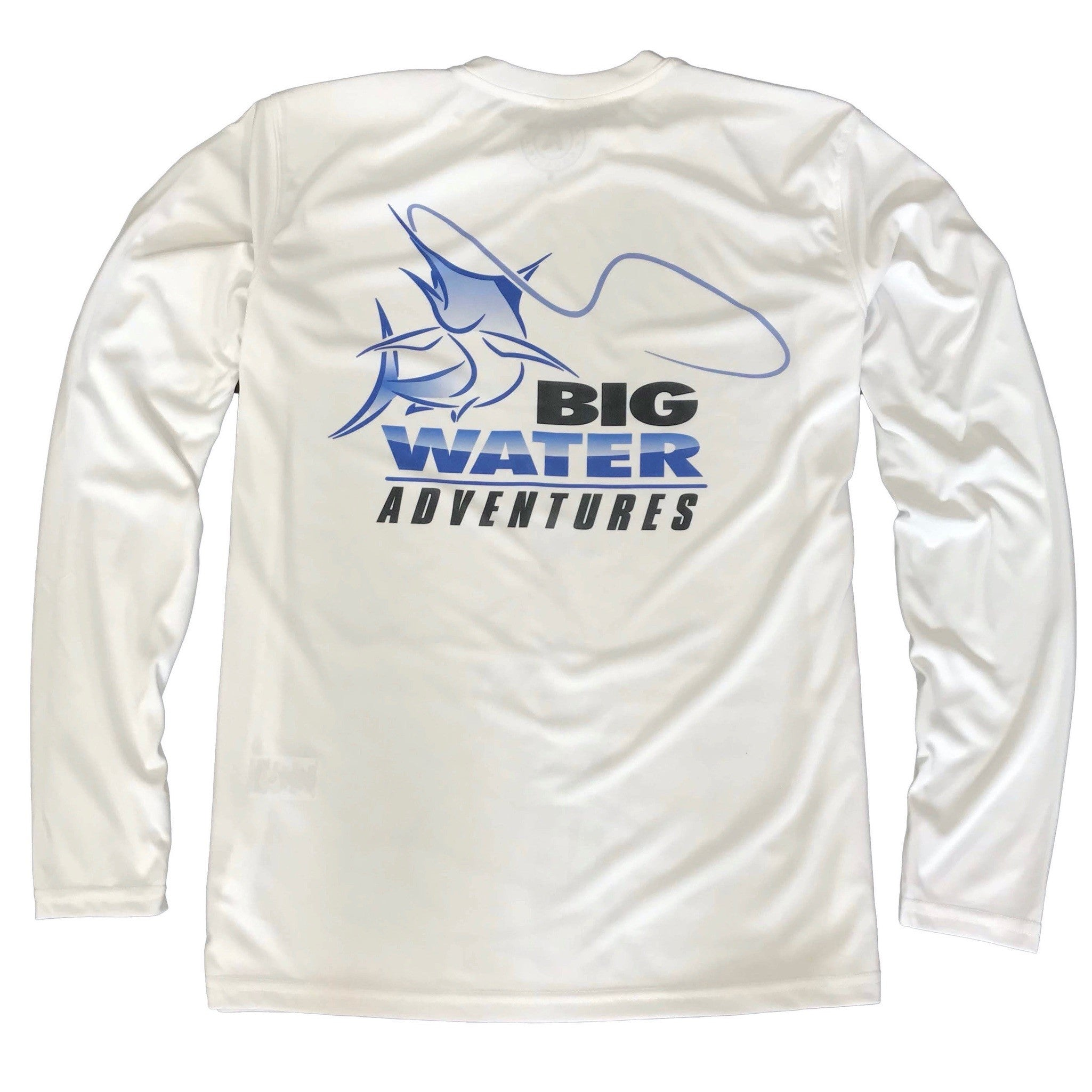 BigWater Adventures Performance Long Sleeve Shirt