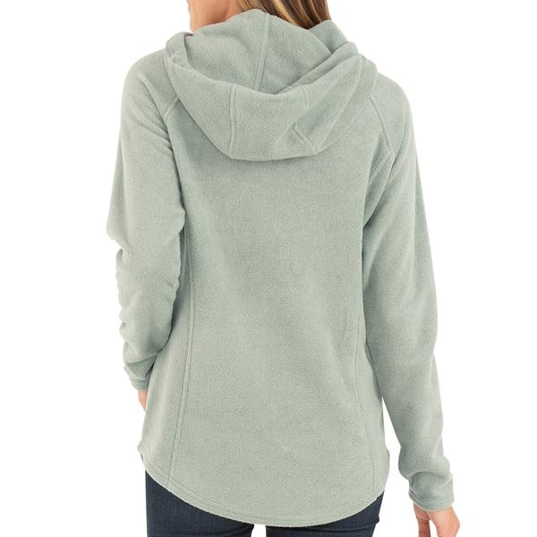 Bamboo Polar Fleece Hoody