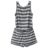 Doris Sleeveless Romper
