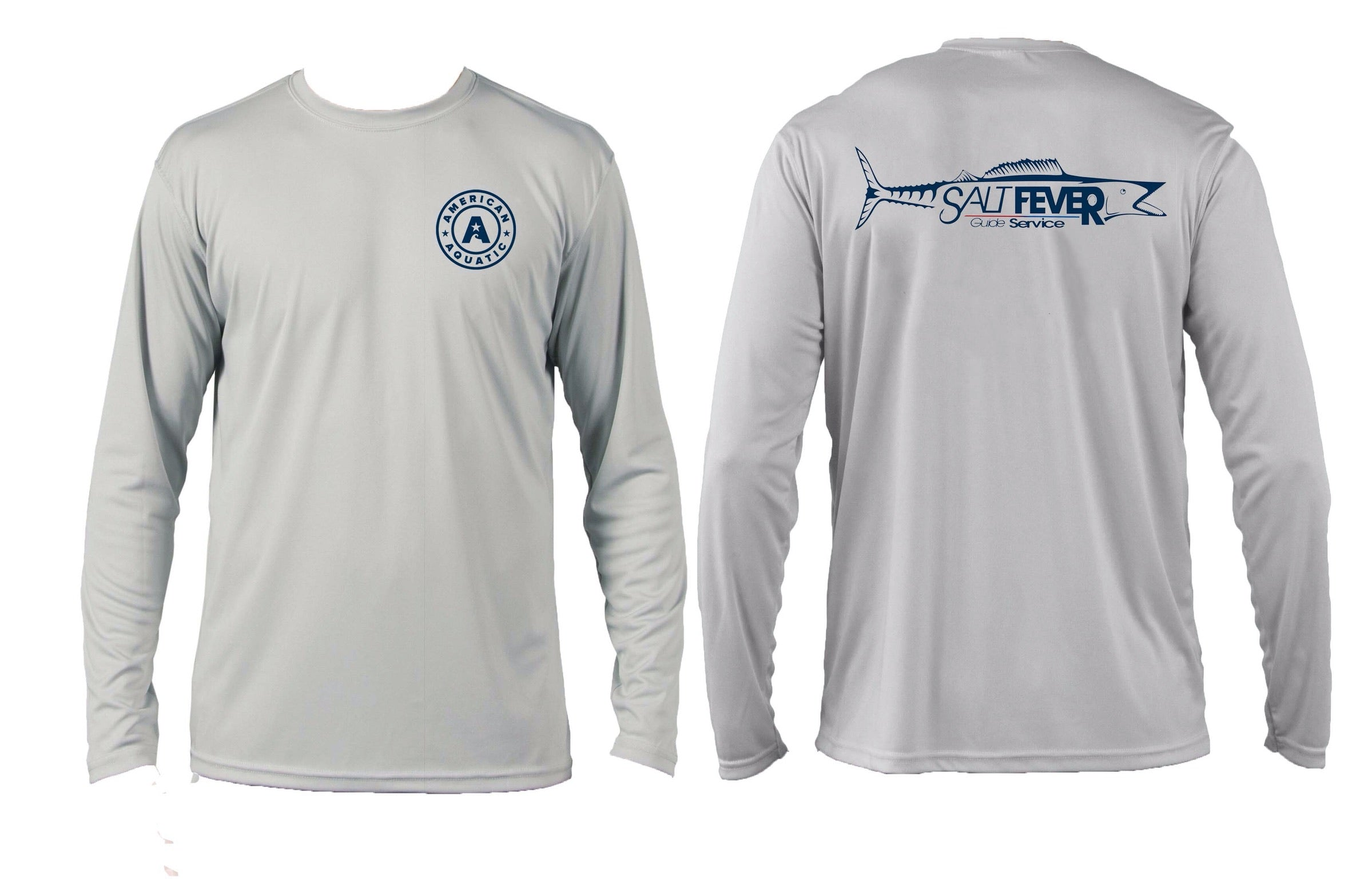 Salt Fever Performance Long Sleeve Shirt