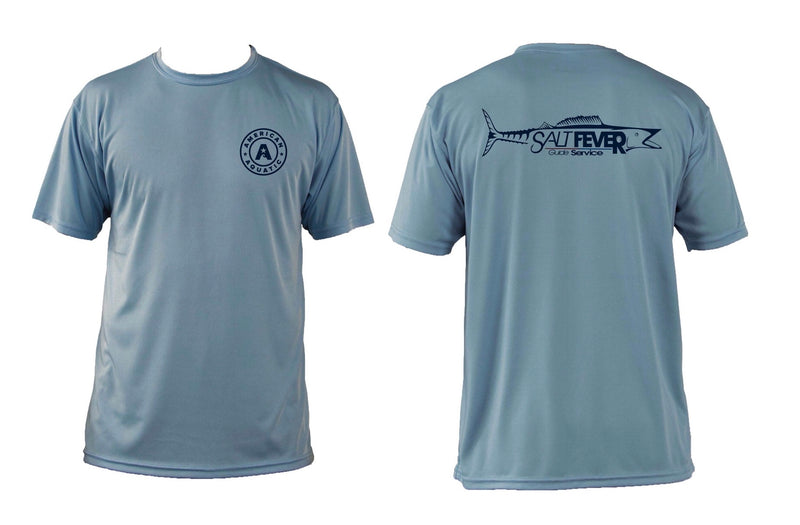 Salt Fever Performance Short Sleeve Shirt