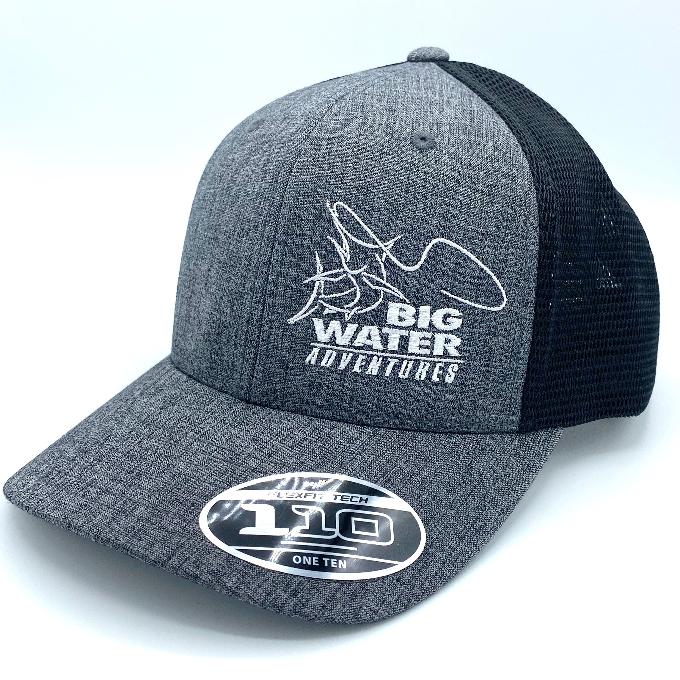 Big Water Adventures Logo Snapback