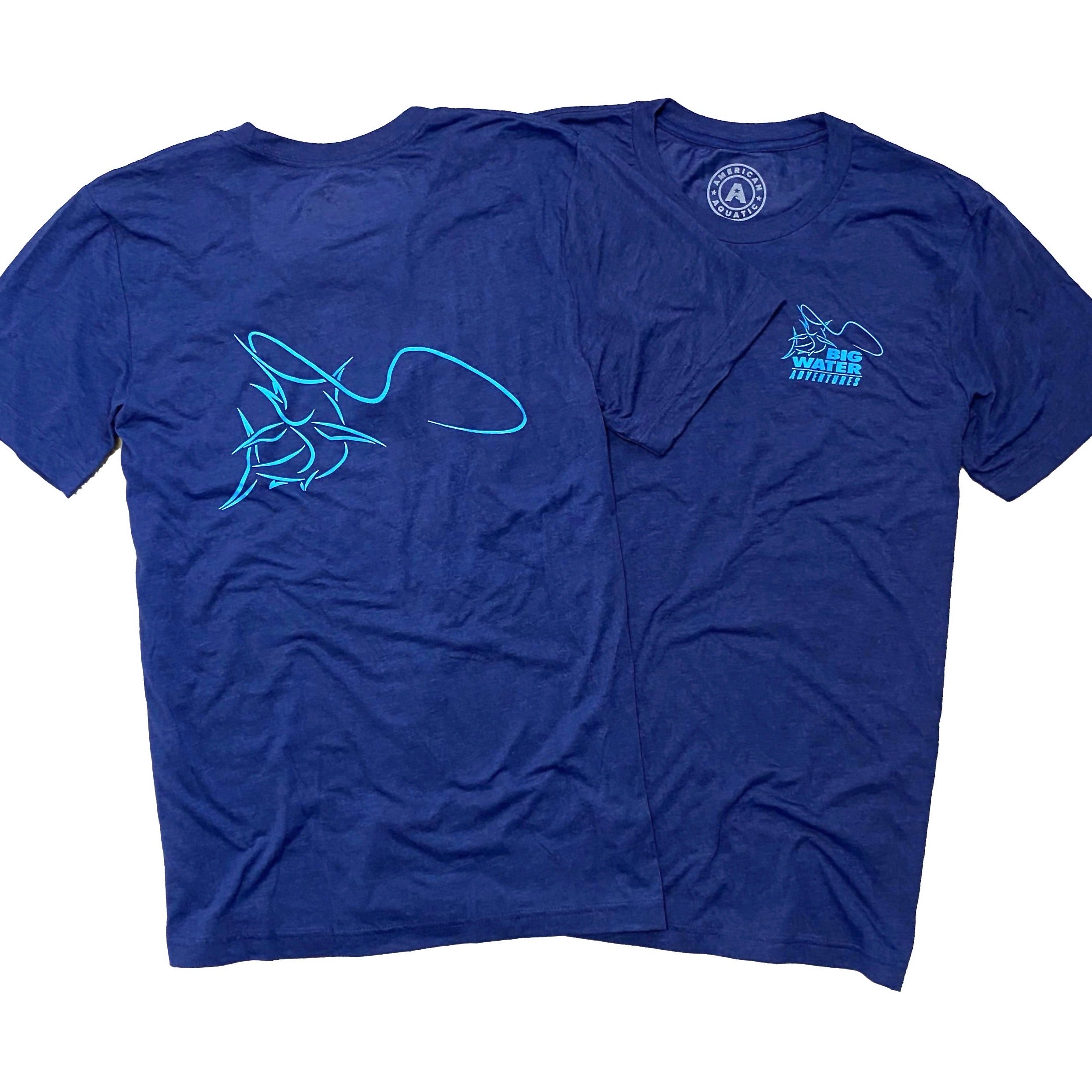 Men's BigWater Adventures Tee