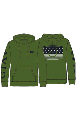 Merican Fatigue Fleece