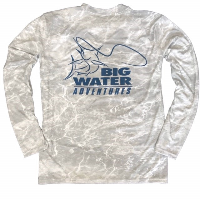 Mossy Oak BigWater Adventures Performance Shirt