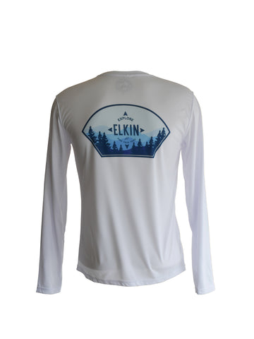 Explore Elkin Blue Ridge Performance Shirts