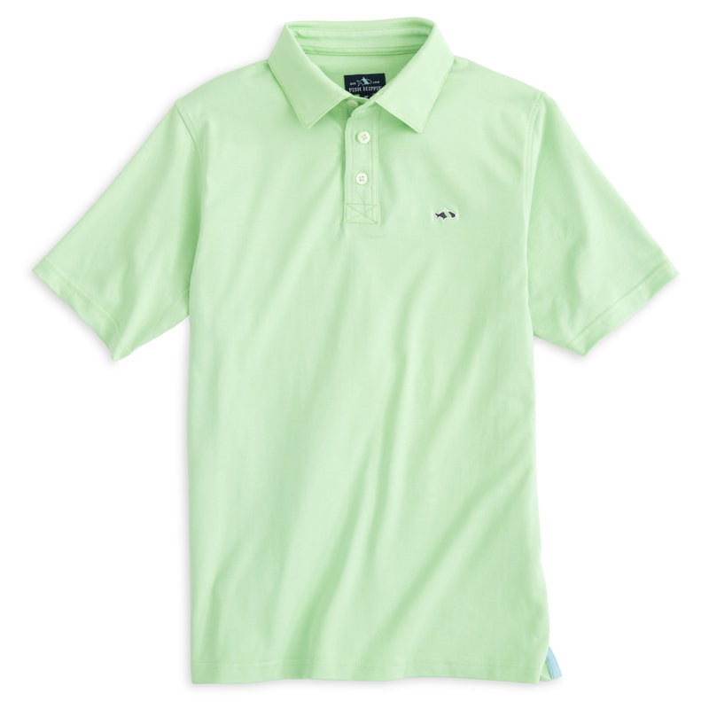 Youth Self Collar Polo