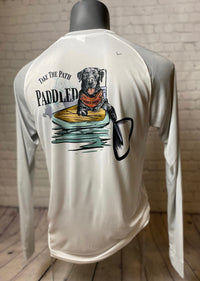 Path Less Paddled Performance Shirt