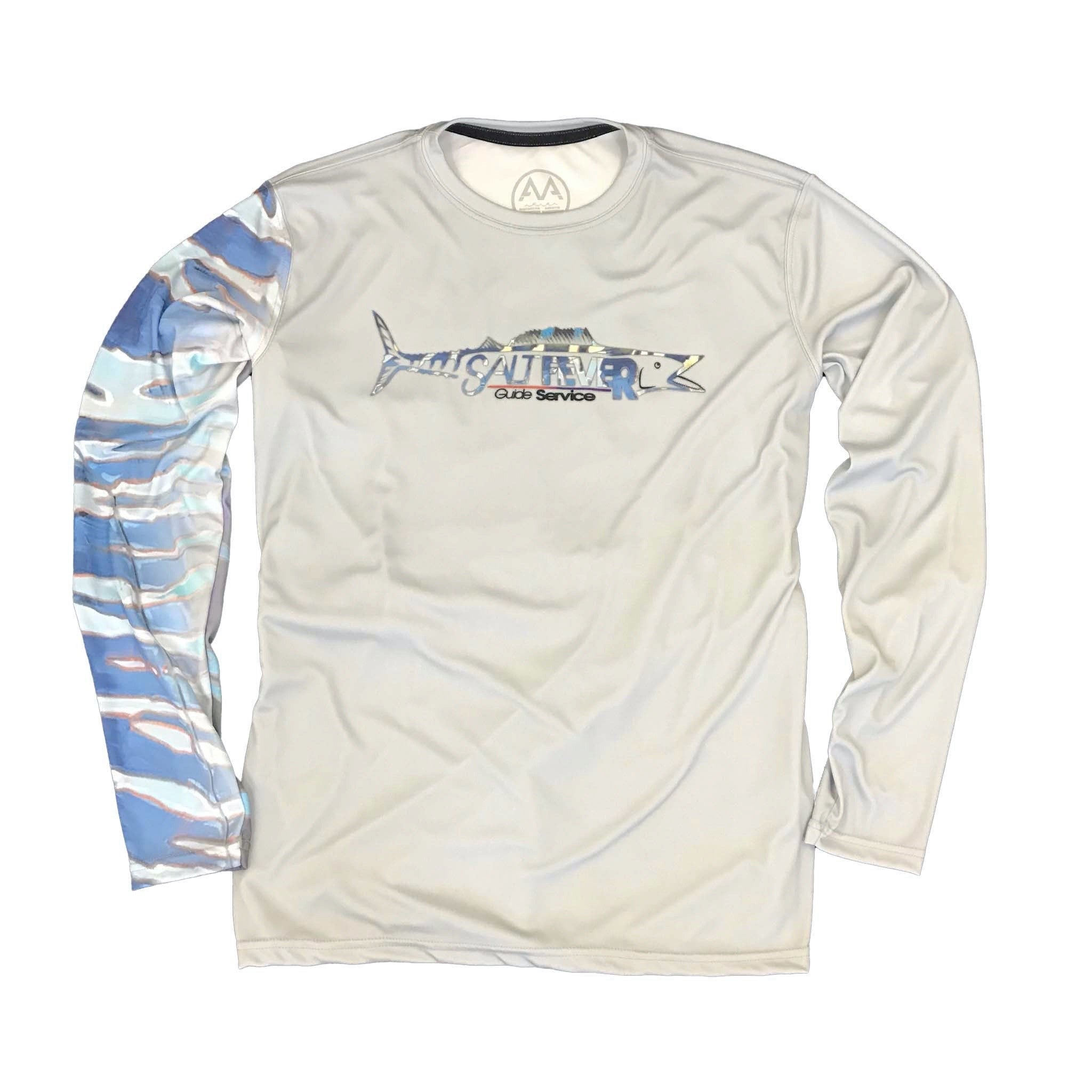 Salt Fever Wahoo Sleeve Performance Shirt