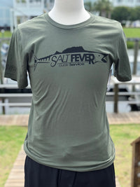 Salt Fever Guide Service Cotton Tee