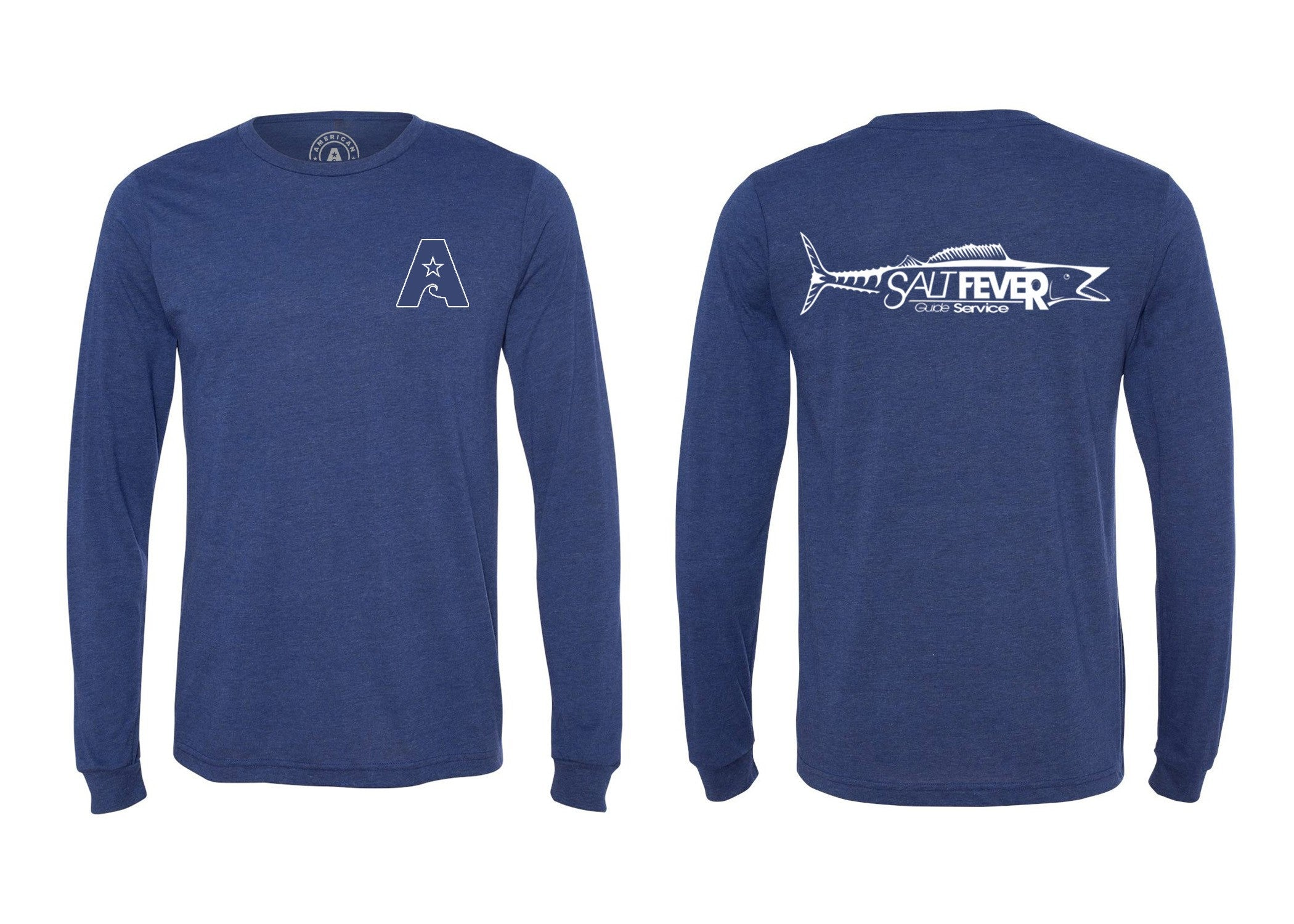 Salt Fever Long Sleeve Tee