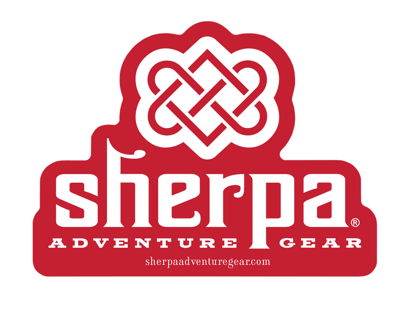 Sherpa Stickers