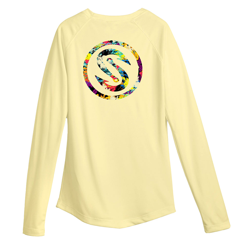 Tropical Women's Performance Shirt