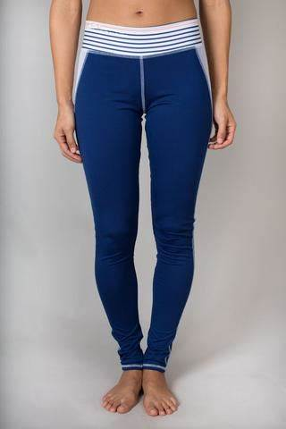 Vented Leggings