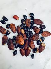 Load image into Gallery viewer, 05 Spanish almonds & Smoky Black skinned Peanuts