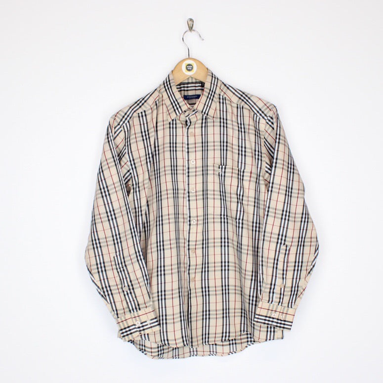 Vintage Burberry London Shirt Small