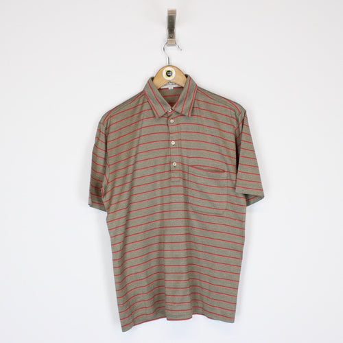 Vintage Givenchy Polo Shirt Small