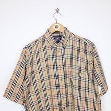 Load image into Gallery viewer, Vintage Burberry Shirt Small