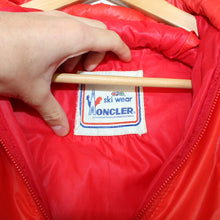 Load image into Gallery viewer, Vintage Moncler Jacket Large